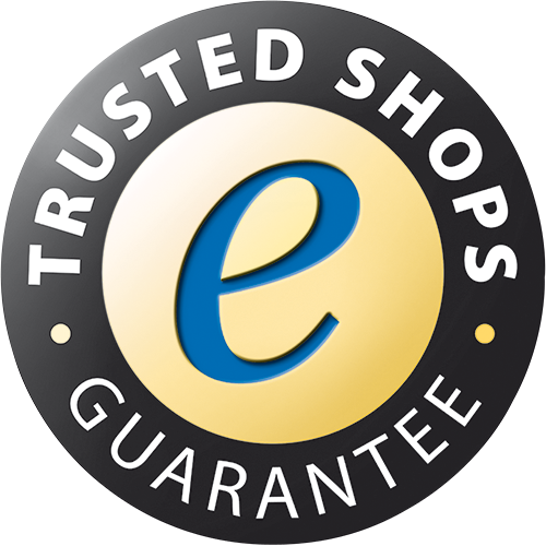 Siegel - Trusted Shops zertifiziert